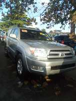 Newly arrive Toyota 4runner, very clean and Sharp