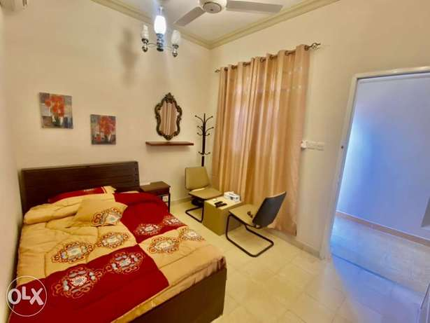 small fully furnished studio at alzibah