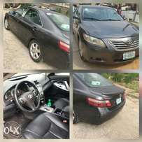 Toyota Camry LE (Muscle)