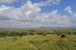 Vacant Land ideal for Development available in near Voi