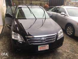 Toyota Avalon...Direct belgium..foreign used
