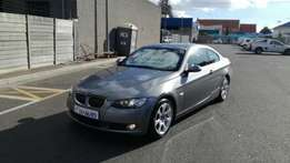 2007 Bmw 325i Coupe A/T E92