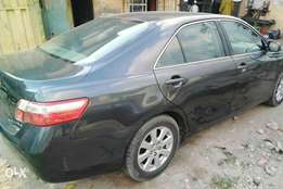 Toks Toyota Camry XLE full option accident free