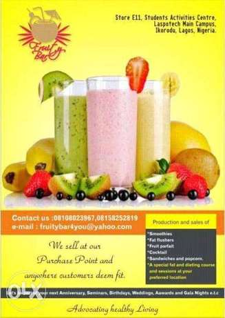 call us for smoothies and any food drink at your event Lagos Mainland - image 8