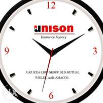 Branded office Clock