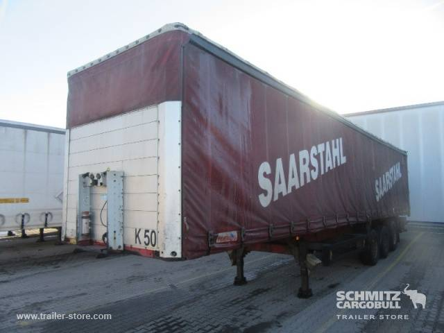 Schmitz Cargobull Curtainsider Coil - 2002 - image 4