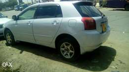 Hi selling Toyota allex very accident free,fully loaded car