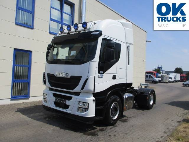 Iveco Stralis AS440S48T/P - 2014