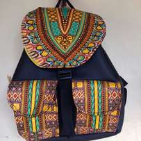 Ankara bags and clothes