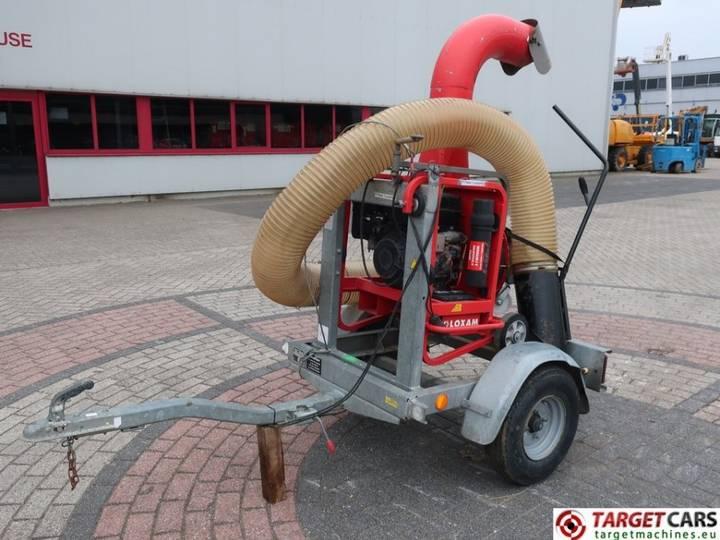 Eliet TL450Pro Leaf Vacuum Blower Truck Loader - 2013