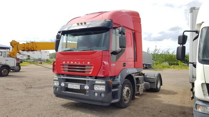 Iveco Stralis At 440 S43 Tp - 2007