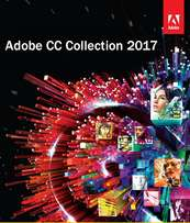 Adobe CC 2017 master collection with illustrator tutorials