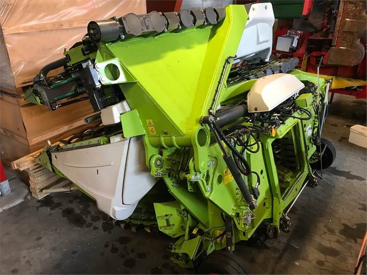 Claas Orbis 900 3t Transport - 2018