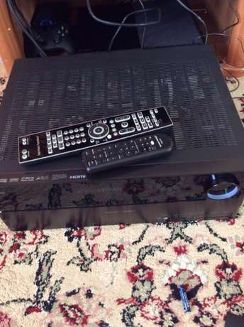 Harman kardon Avr355 reciever with zone B remote Nairobi CBD - image 1
