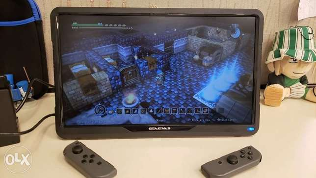 Games M155 Performance Gaming Monitor 1080p FHD good condition