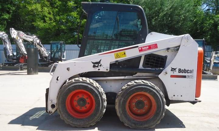 Bobcat S450 - 2016