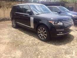 Near new 2014 Range Rover Vogue Autobiography - Registered!