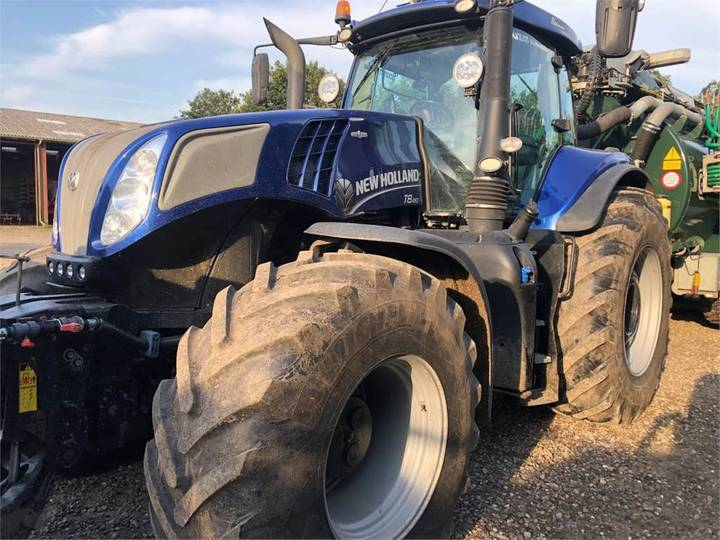 New Holland T8.410ac - 2017