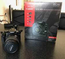 Canon EOS 400D Camera with 2 x Lenses (accessories) for R4500