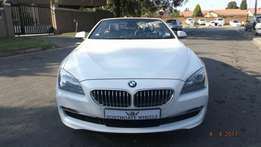 2011 Bmw 650i in very good condition