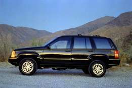 Grand Jeep Cherokee 4.0 Country