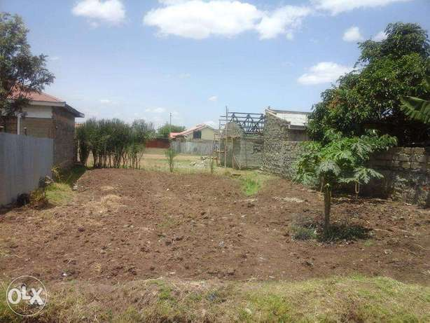 40 by 80 plot at Mwihoko Phase 2 Githurai - image 2