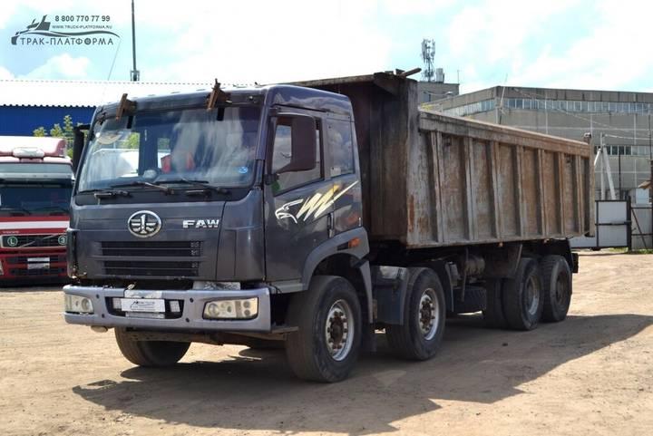 FAW CA3312P2K2LT4E - 2012