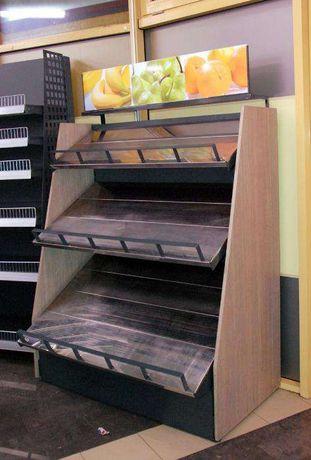 meble sklepowe regały, wyposażenie sklepów Łódź - image 6