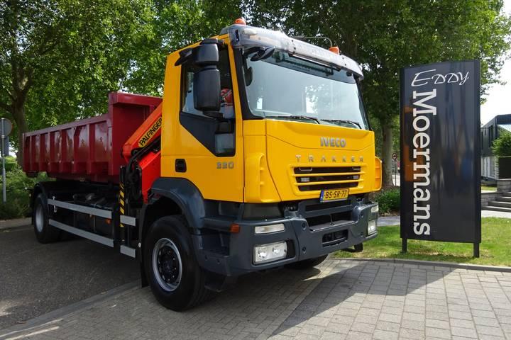 Iveco AD190T33 Trakker - 2007