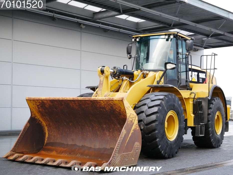 Caterpillar 966K XE New tyres - nice bucket - 2013