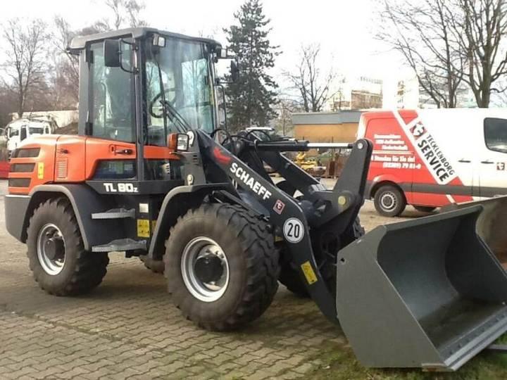 Schaeff TL80 Z-Kinematik - 2018