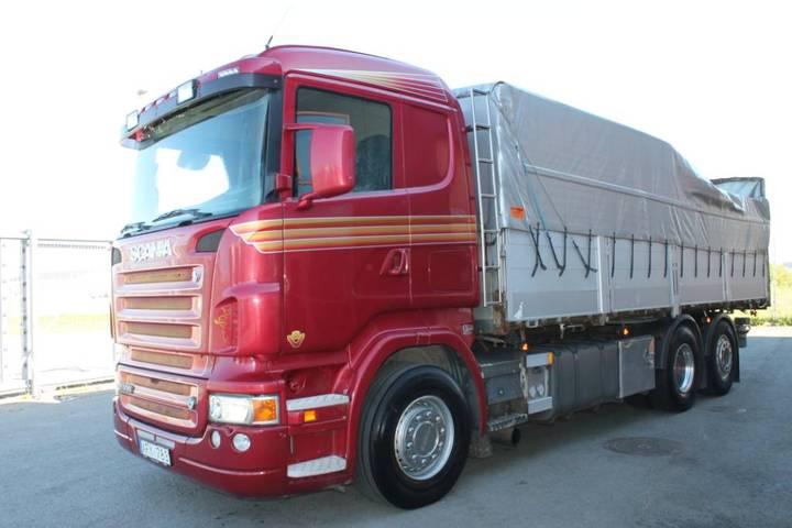 Scania R500lb6x2*4 Mnb - 2006