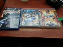 Ps3 and ps2 games for sale