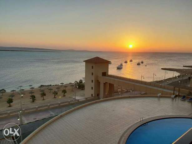 "Great location ""The View"": Studio for rent in Hurghada"