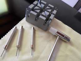 Watch link remover kit