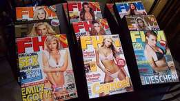 12x FHM Magazine Covers