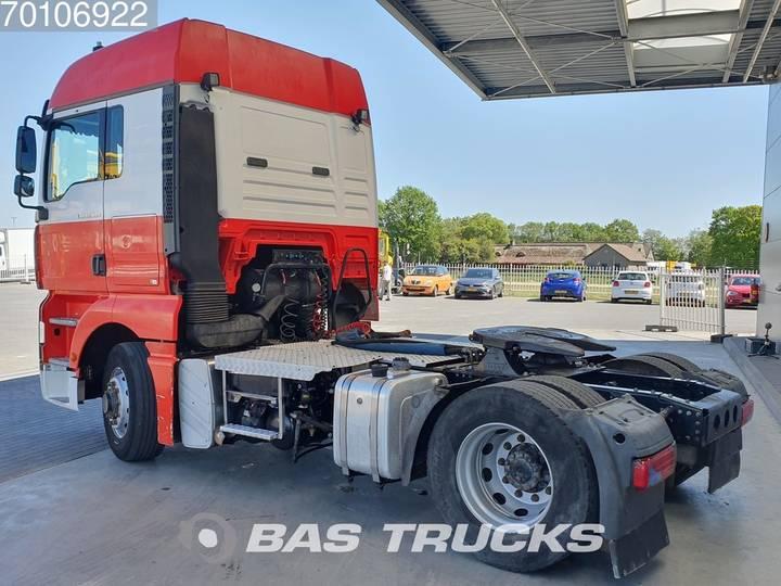TGA 18.400 XLX 4X4 4x4 Manual Hydrodrive Euro 4 - 2008 - image 2