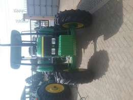 John deers tractor for sale brand new.