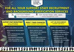 Employee and Vendors Background Verification Services