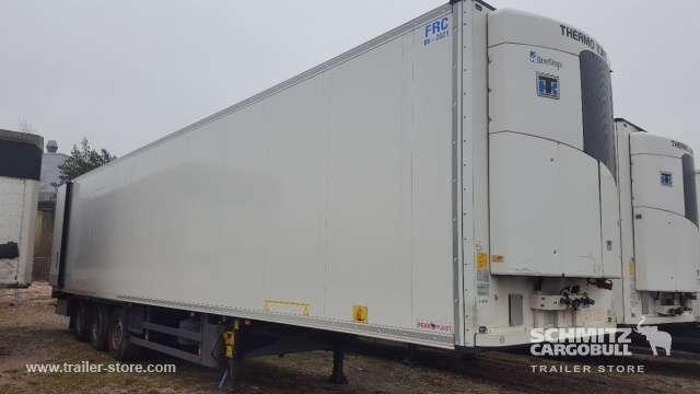 Schmitz Cargobull Reefer Standard Double deck - 2015