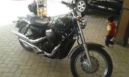 3,000 kms Only!! Honda Shadow Motorbike 750cc Original from Japan