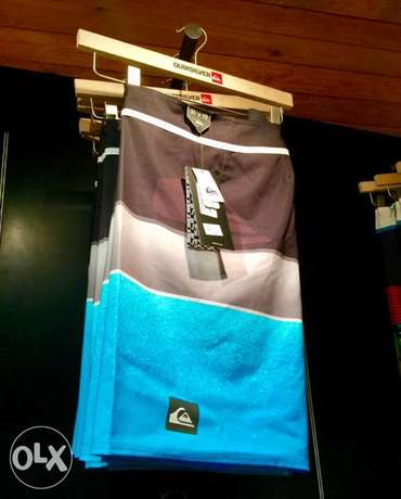 Quiksilver swimming shorts -كويك سيلڤرمايوه