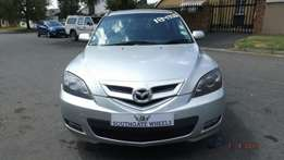 2008 Mazda 3 1.6 sport Active in good condition