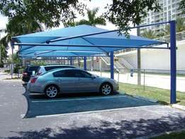 Wire Rope Carports