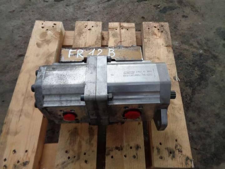Fiat hydraulic pump for -ALLIS FR 12 B wheel loader