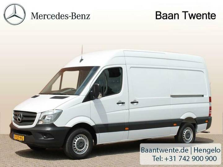 Mercedes-Benz Sprinter 316 CDI L2H2   Doppel schuifdeur, 3500k - 2017