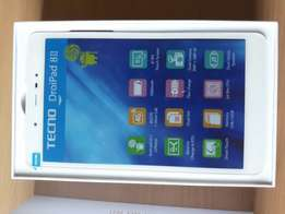 'Tecno phonepad 8II(8INCHES 16GB)+free cover(free delivery in nairobi)