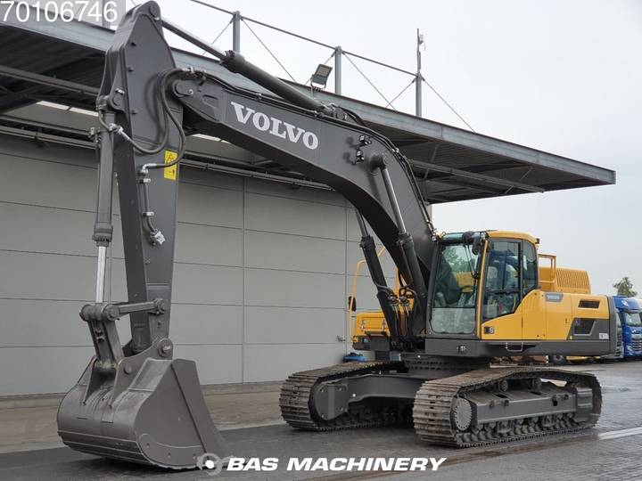 Volvo EC350 D L NEW UNUSED - CE MACHINE - EC380 - 2018