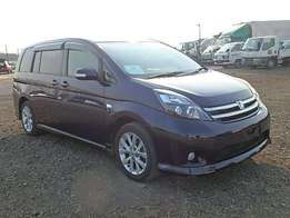 Toyota isis brand new on sale.