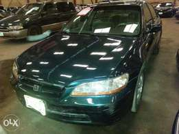 Reg 1998 Honda Accord Babyboy